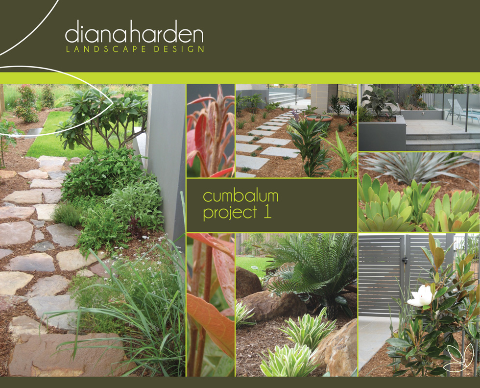 Diana Harden - Landscape Designer Northern Rivers Ballina Byron Lismore Cambalum Project
